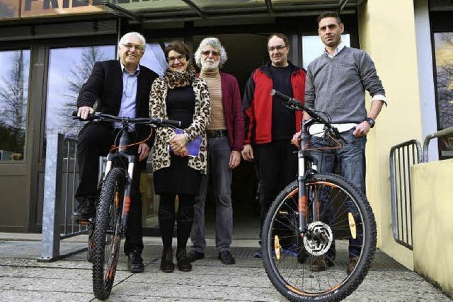Spenden für die Schule Friesenheim