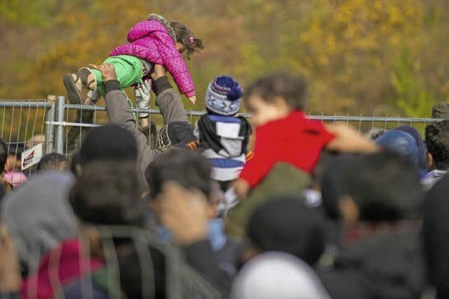 Flüchtlingselend wirksam verhindern