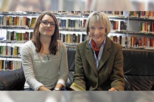 Claudia Sielaff übernimmt an der VHS Wehr die Literaturkurse von Reinhard Valenta