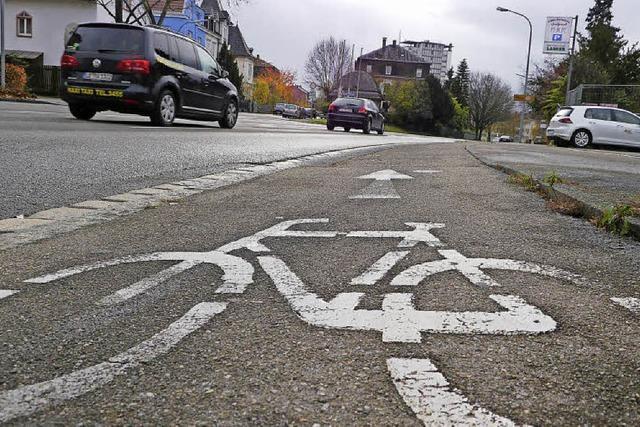 Stadt greift Vorschläge für Radverkehr teilweise auf