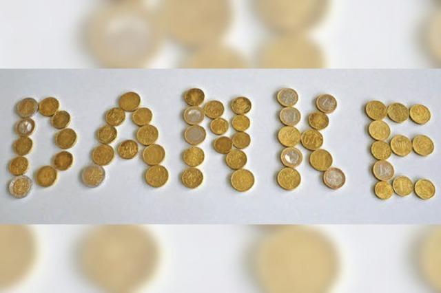 68.540 Euro - BZ-Spendenaktion übertrifft alle Erwartungen