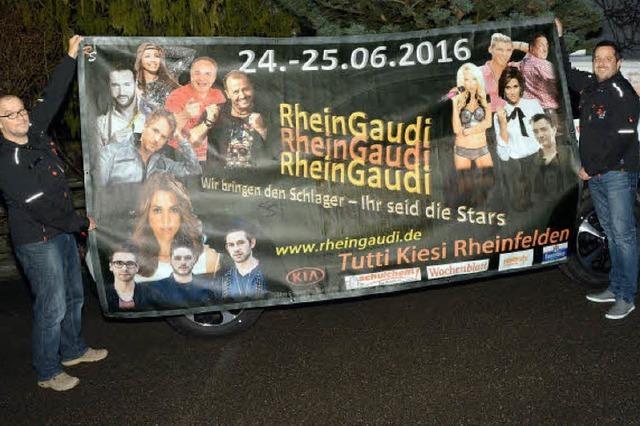 Schlager-Festival im Tutti Kiesi