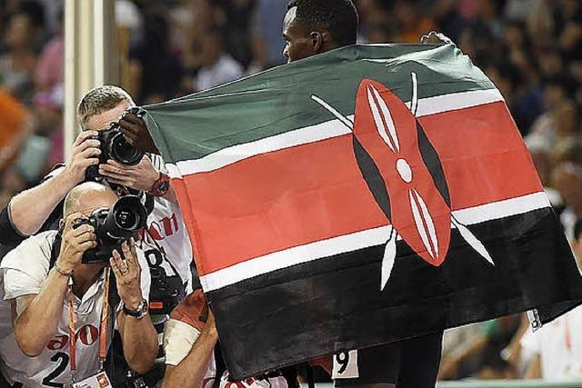 Olympia ohne Kenias Leichtathleten?