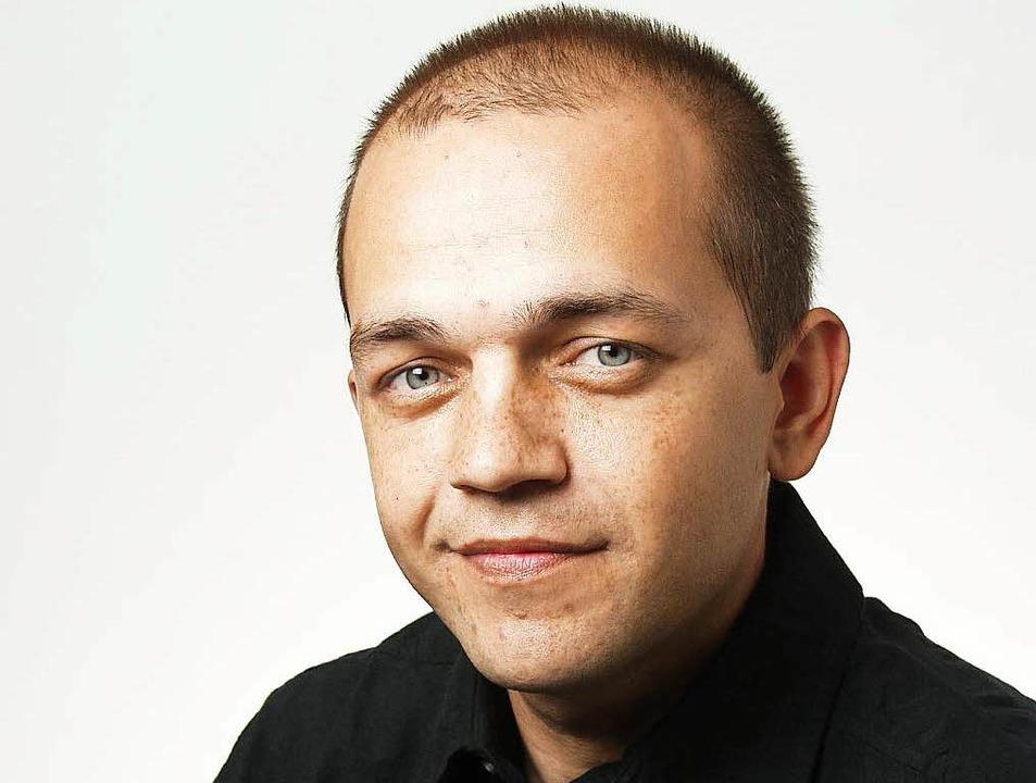 Taras Maygutiak wurde vom DJV-Landesverband ausgeschlossen.  | Foto: privat