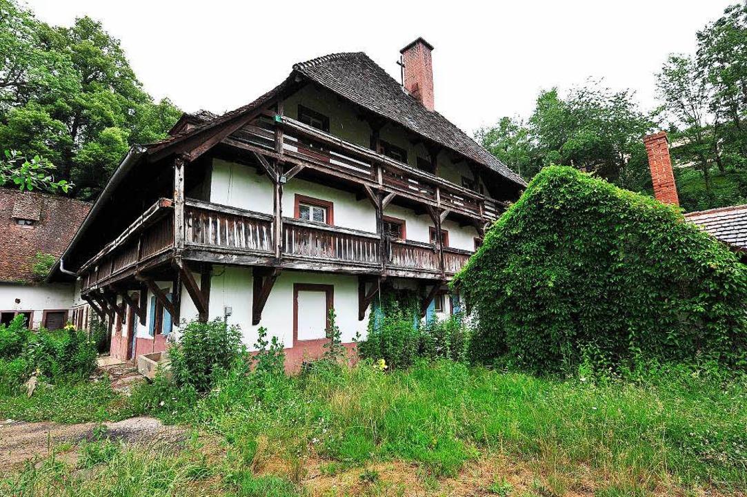 Der Meierhof neben der Freiburger Kartaus  | Foto: Thomas Kunz