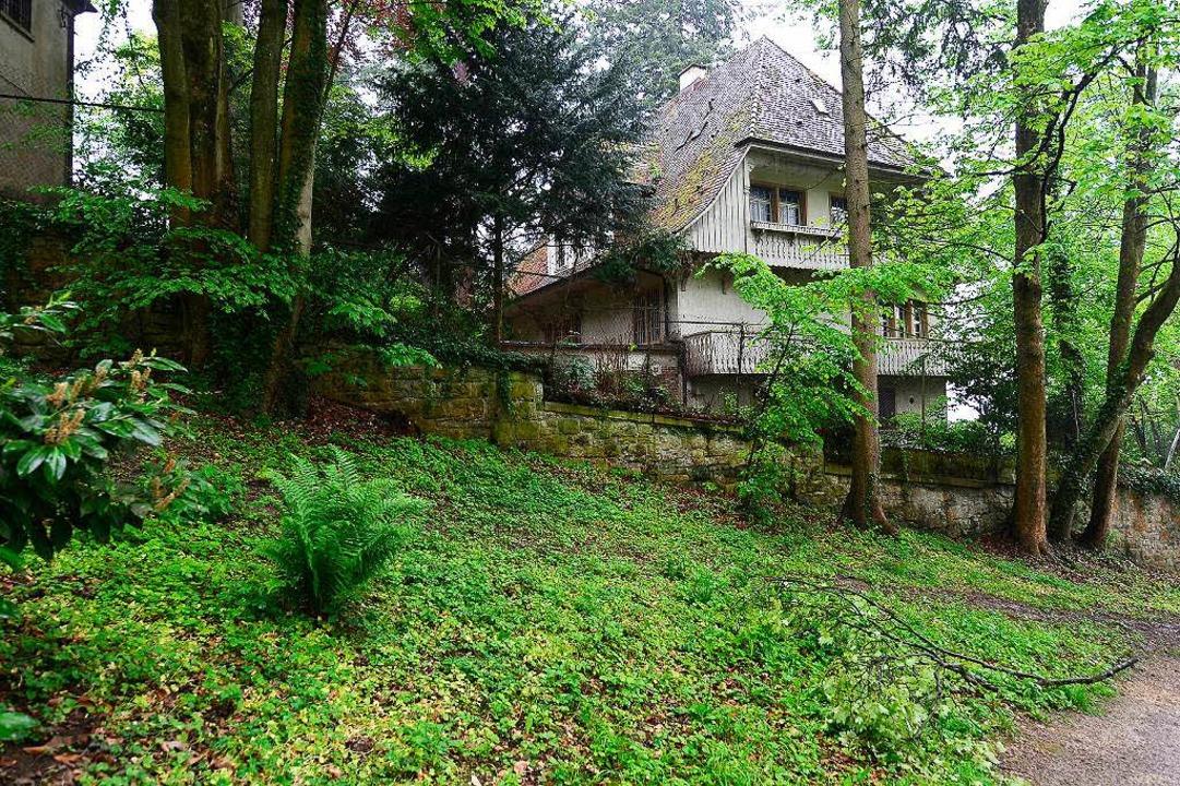 Wird abgerissen: Die Villa in der Wintererstraße aus den 1920er Jahren.  | Foto: Ingo Schneider