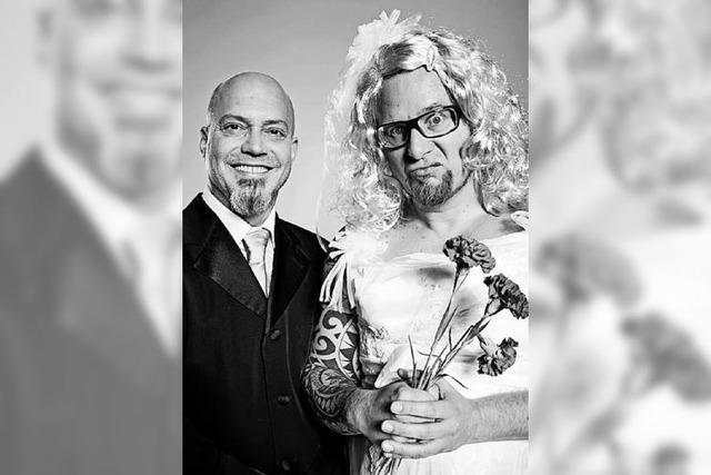 Comedy-Duo