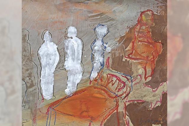 Werke von Rainer Braxmaier im Badischen Kunstforum