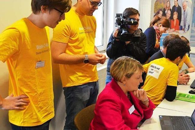 Der Wahl-O-Mat für Baden-Württemberg ist online