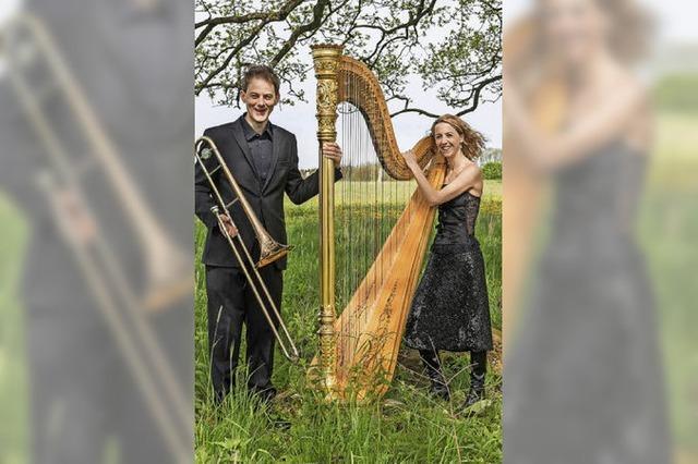 Emilie Jaulmes und Matthias Nassauerkonzertieren in Villingen