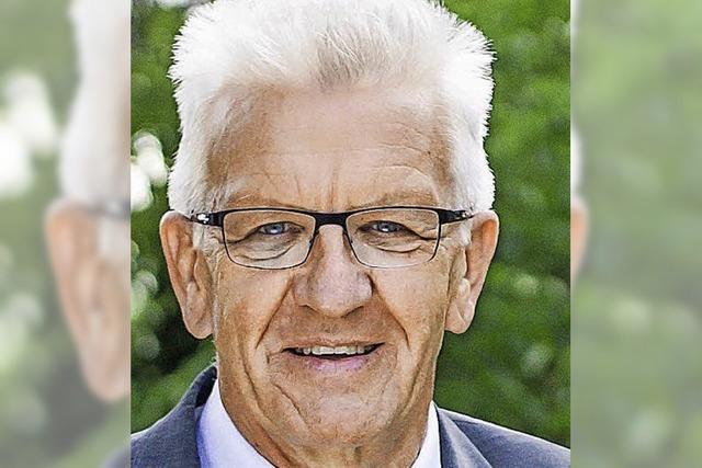BZ-Dialog mit Winfried Kretschmann
