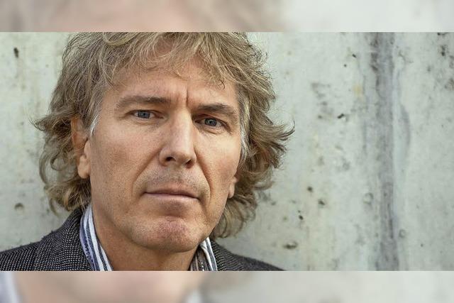 Rolf Lappert liest in der Stadtbücherei Bad Säckingen