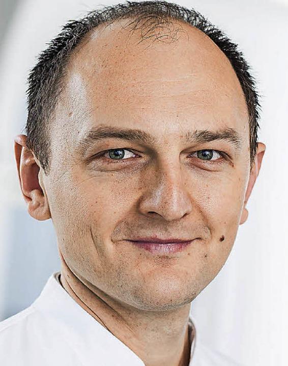 Professor Goran Marjanovic  | Foto: Privat