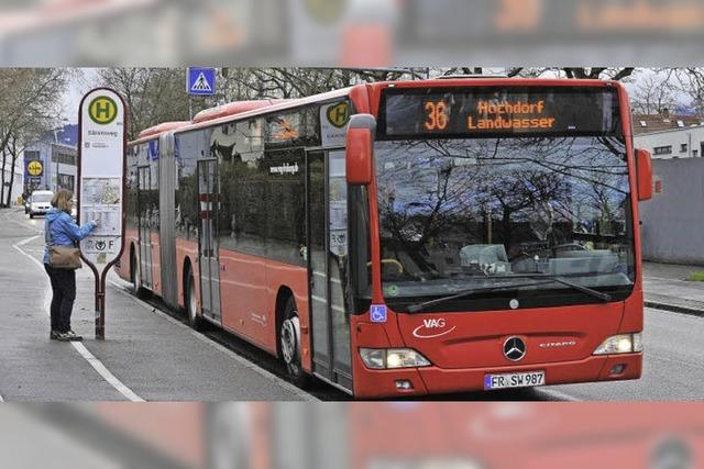 Die neue Straßenbahnlinie bringt etlichen im Freiburger Westen mehr Nachteile als Vorteile