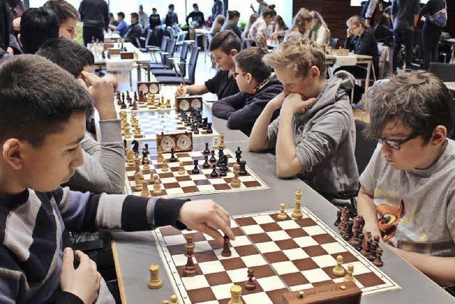 Das Spiel der Könige in Schülerhand