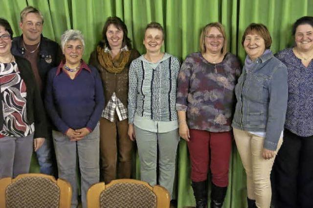 Landfrauen ändern Bezirksnamen