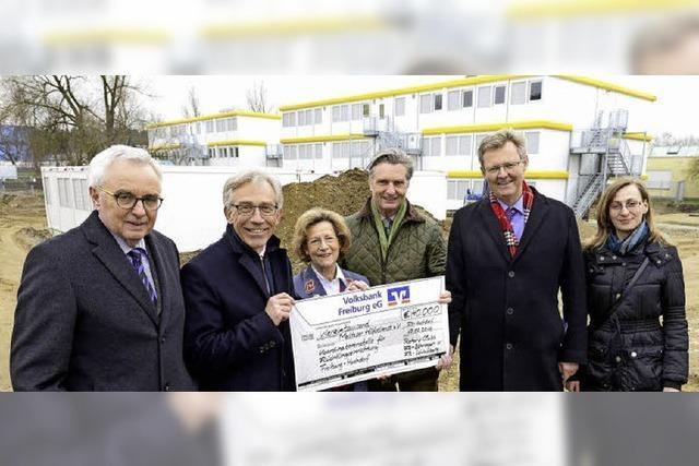 Rotarier spenden 40 000 Euro für Integration