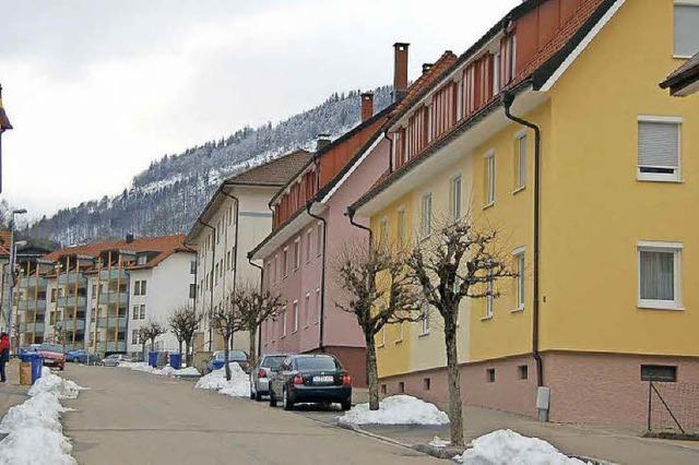Die breite und lange Schönenstraße soll aufgelockert werden