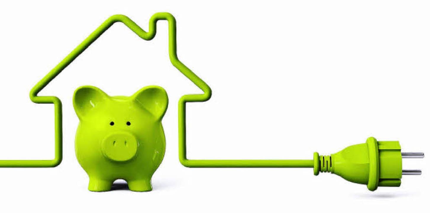 Geld sparen, die Umwelt schonen, komfo... wohnen<ppp>Was will man mehr? </ppp>   | Foto: electriceye (FOTOLIA:COM)