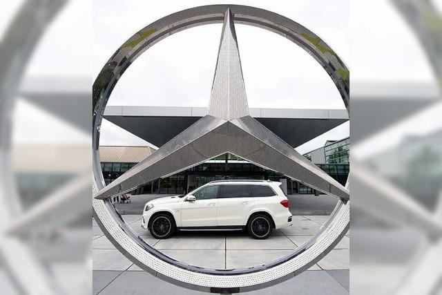 US-Autobesitzer verklagt Daimler