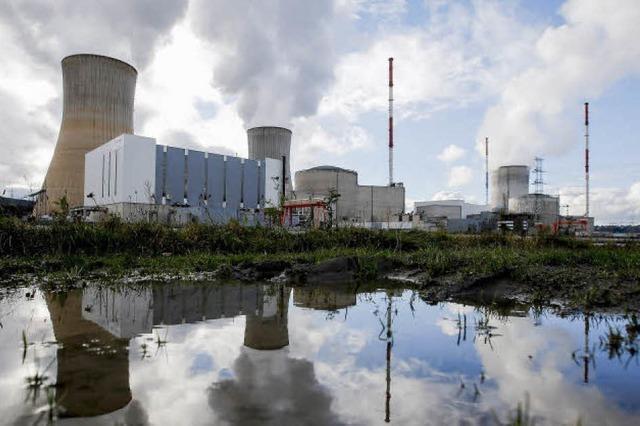 Die Angst vor dem Atom-Gau beim Nachbarn