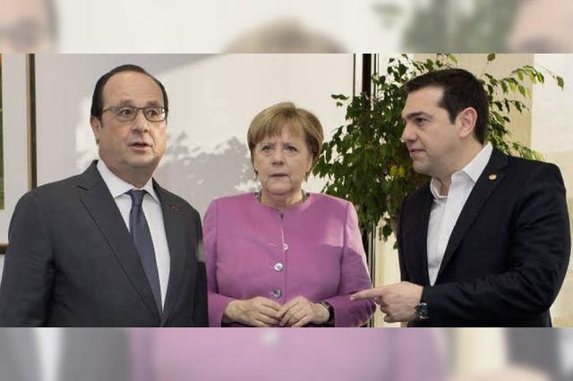Der EU-Gipfel im Überblick