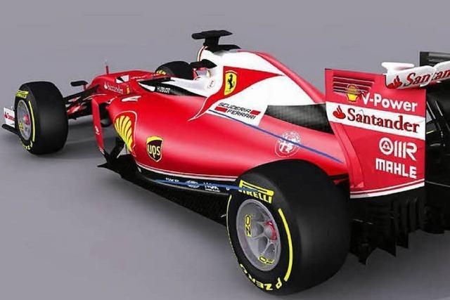 Der neue Ferrari für 2016
