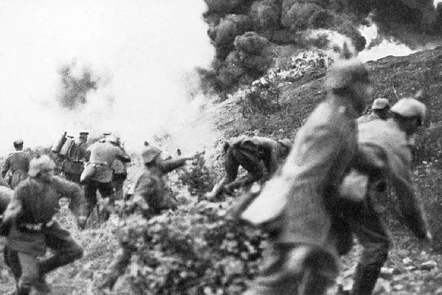 Vor 100 Jahren begann die schreckliche Schlacht von Verdun
