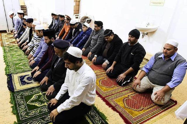 Mission Moschee: Die Ahmadiyya-Gemeinde stellt sich vor