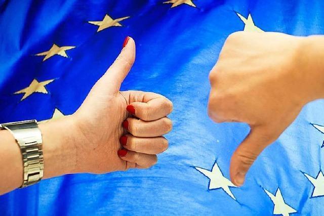 Briten stimmen am 23. Juni über Verbleib in der EU ab