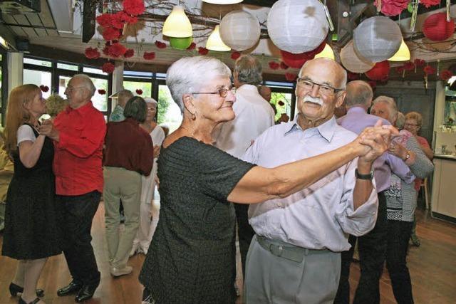 Saisonstart für Seniorenprojekt