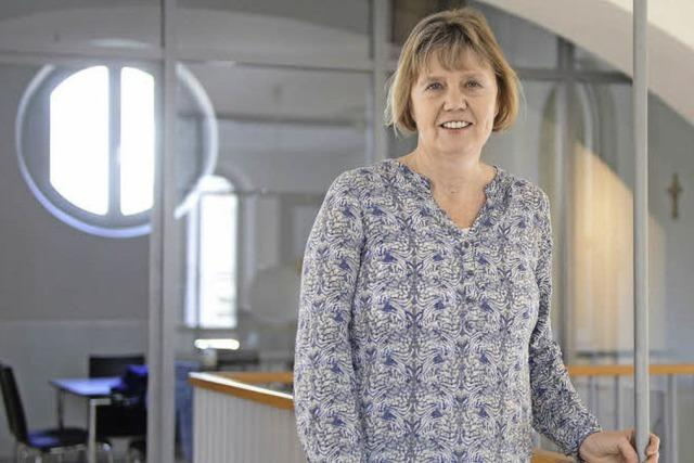 Gemeindereferentin Ursula Mächtel schätzt Freiburgs Südwesten