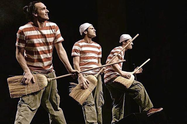 Tanz, Akrobatik und Comedy mit den Starbugs