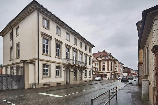 Grossmann saniert die denkmalgeschützte Langsdorff-Villa