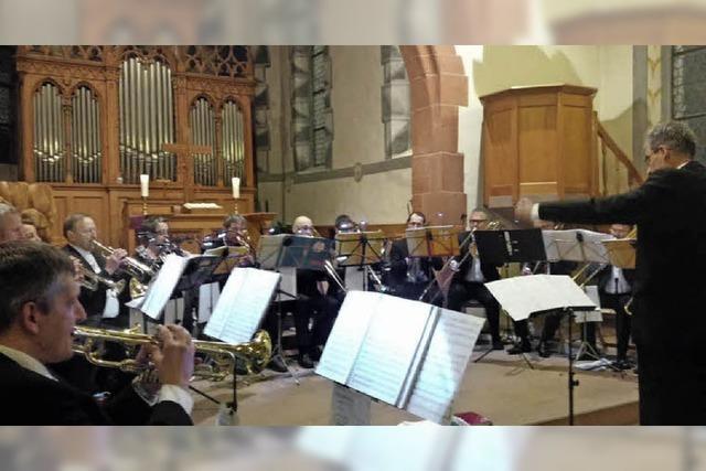 Benefizkonzert für die Ötlinger Orgel