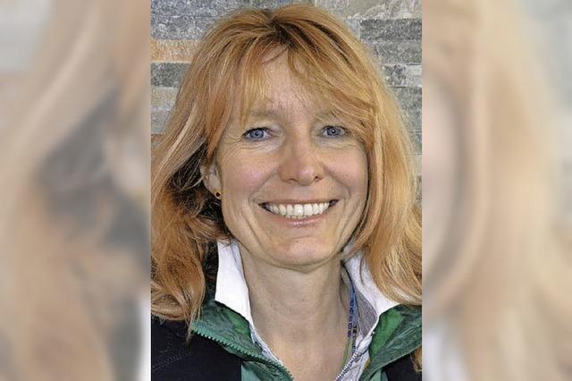 Susanne Bach sammelt Anekdoten aus dem Uni-Alltag