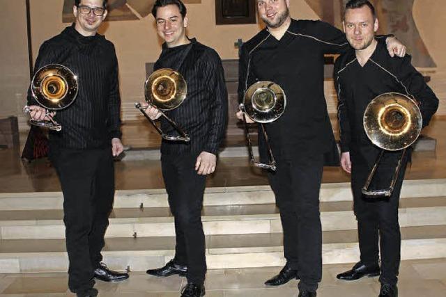 Die Posaune – ein Instrument, dessen Spektrum oft verkannt wird