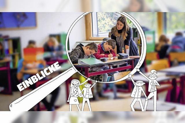 Einblicke: Die Gemeinschaftsschule stellt sich vor