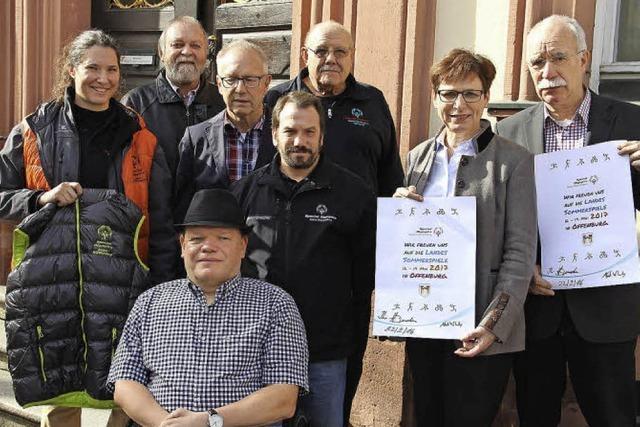 Offenburg ist erstmals Austragungsort