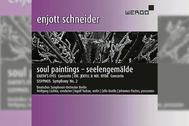 Enjottt Schneider: So klingt die Seele