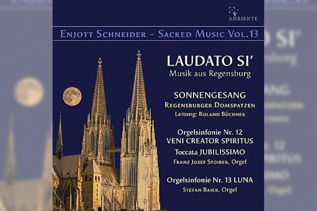 Enjott Schneider: So klingt Regensburg