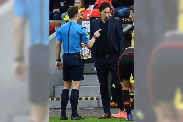 Ermittlungen gegen die Sturköpfe aus Leverkusen