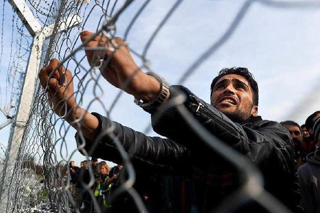 Mazedonien lässt nur noch Syrer und Iraker ins Land