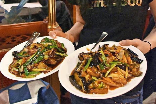 Chinarestaurant Hongkong ist ganz nah dran am Original