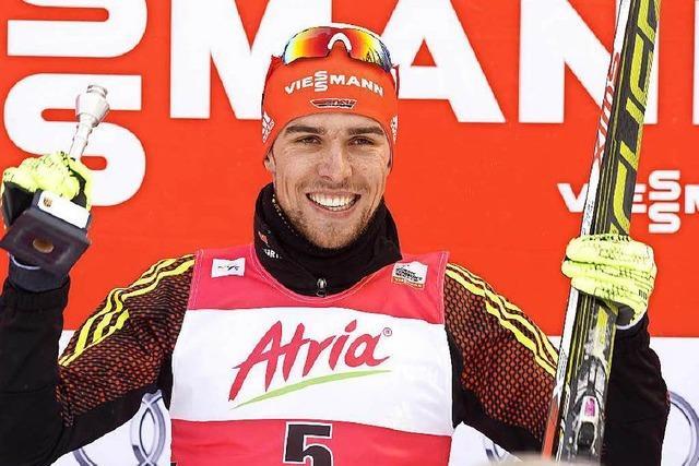 Rydzek gewinnt Weltcup in Kuopio, Rießle wird Fünfter