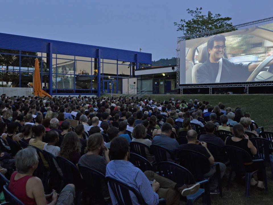 Sehr beliebt, aber nicht rentabel: das Freiburger Filmfest    Foto: Michael Bamberger
