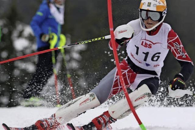 Luis Diehm Slalommeister