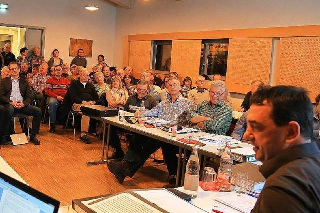 Ettenheim: Anwohner protestieren gegen geplante Tankstelle