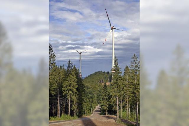 E-Werk setzt auf Windkraft-Ausbau