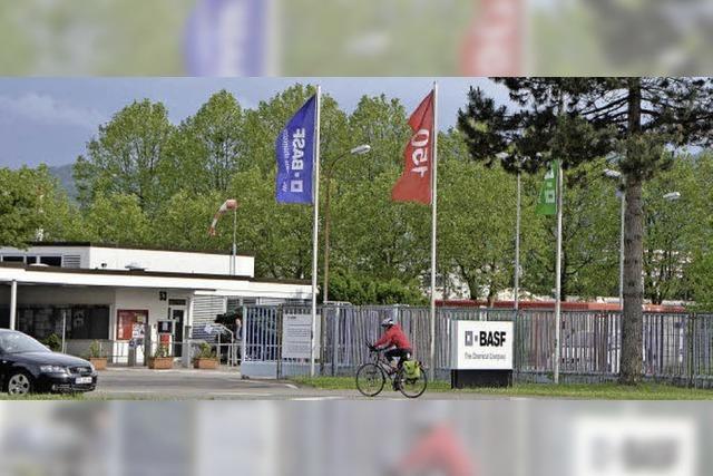 BASF investiert mehr als 10 Millionen Euro ins Werk